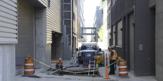Pilot Tube Micro‐Tunneling – Seattle, WA
